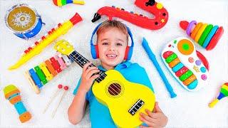 Vlad and Niki Music Band