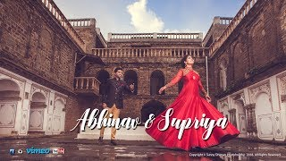 AFREEN AFREEN | RAHAT FATEH ABHINAV & SUPRIYA | PRE WEDING | INDIAN CINEMA WEDDING | CHANDIGARH