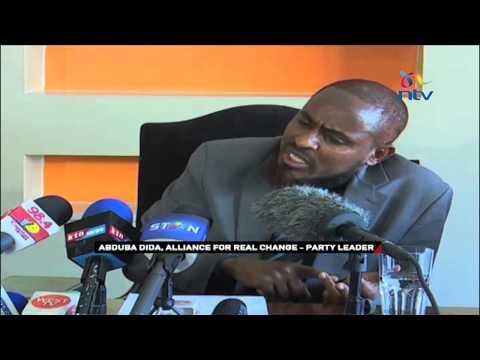 Abduba Dida slams Uhuru Kenyatta, Raila Odinga