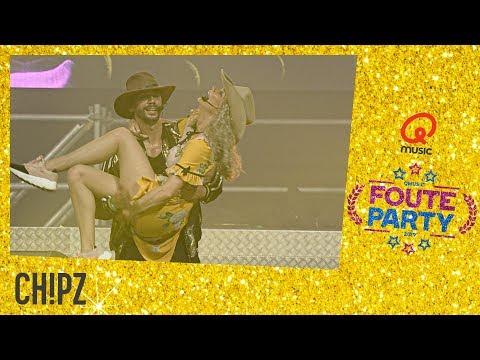 Ch!pz - 'Cowboy' // Qmusic Foute Party 2019