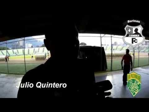 Clausura 2015 | Deportivo Petare FC 1-2 Zamora FC | Declaraciones de Julio Quintero
