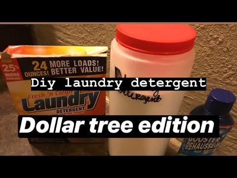 Lazy Laundry Detergent (dollar Tree Edition)