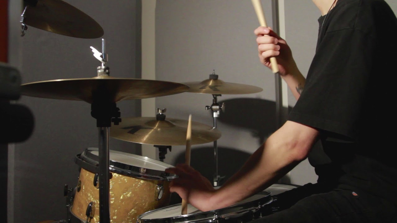 Drum Cover // Under The Bridge - RED HOT CHILI PEPPERS // May 28 2019