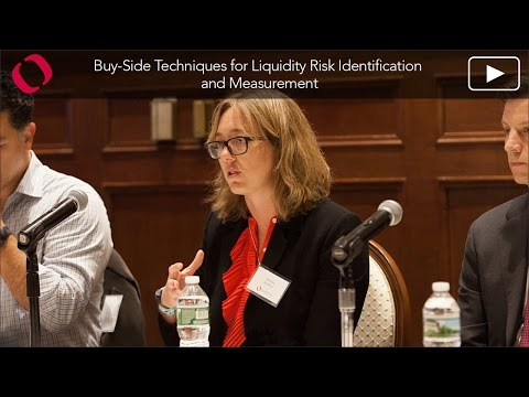 Buy-Side Techniques for Liquidity Risk Identification and Measurement- Quantifi NYC Risk Conference