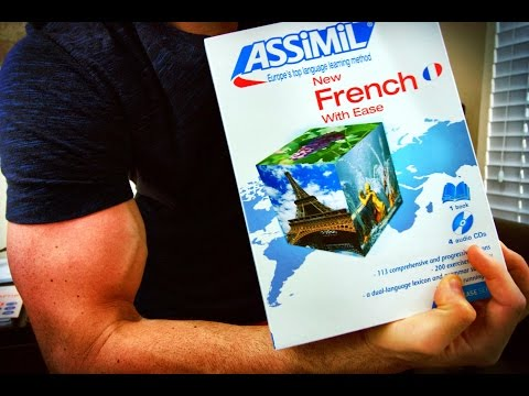 Assimil French Series Review