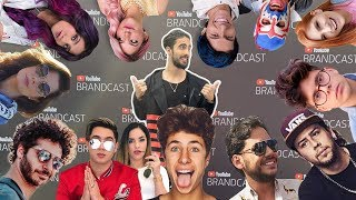 Youtubers cuentan sus secretos😏   - En Vivo YouTube Brandcast 2018