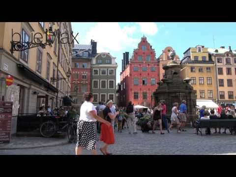 Stockholm, Sweden, vol 2 4K travel guide 4K bluemaxbg.com