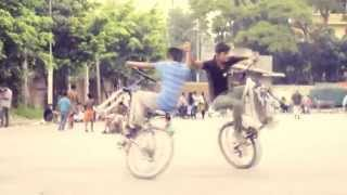 Bangladeshi MTB Stunt presents Bicycle stunt boys [Bsb] 1st official video