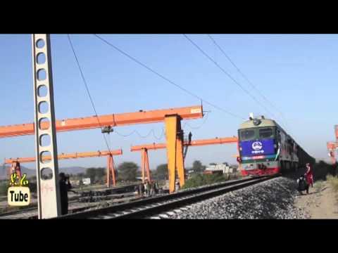 Ethio-Djibouti Railway starts its service [VIDEO]