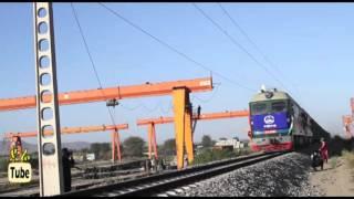 ethio djibouti railway starts its service video