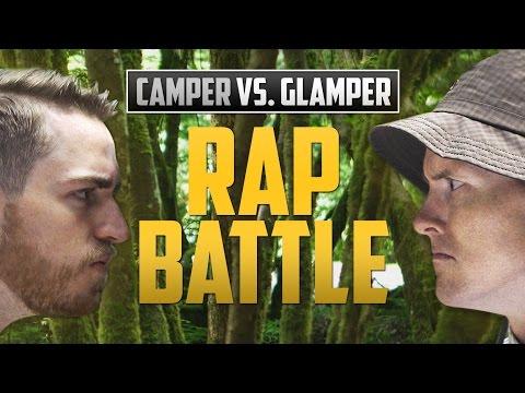 Rap Battle: Camper vs. Glamper