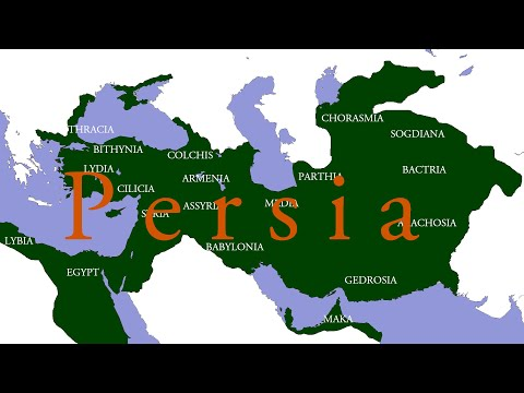 Cyrus The Great And The Rise Of The Persian Empire Youtube
