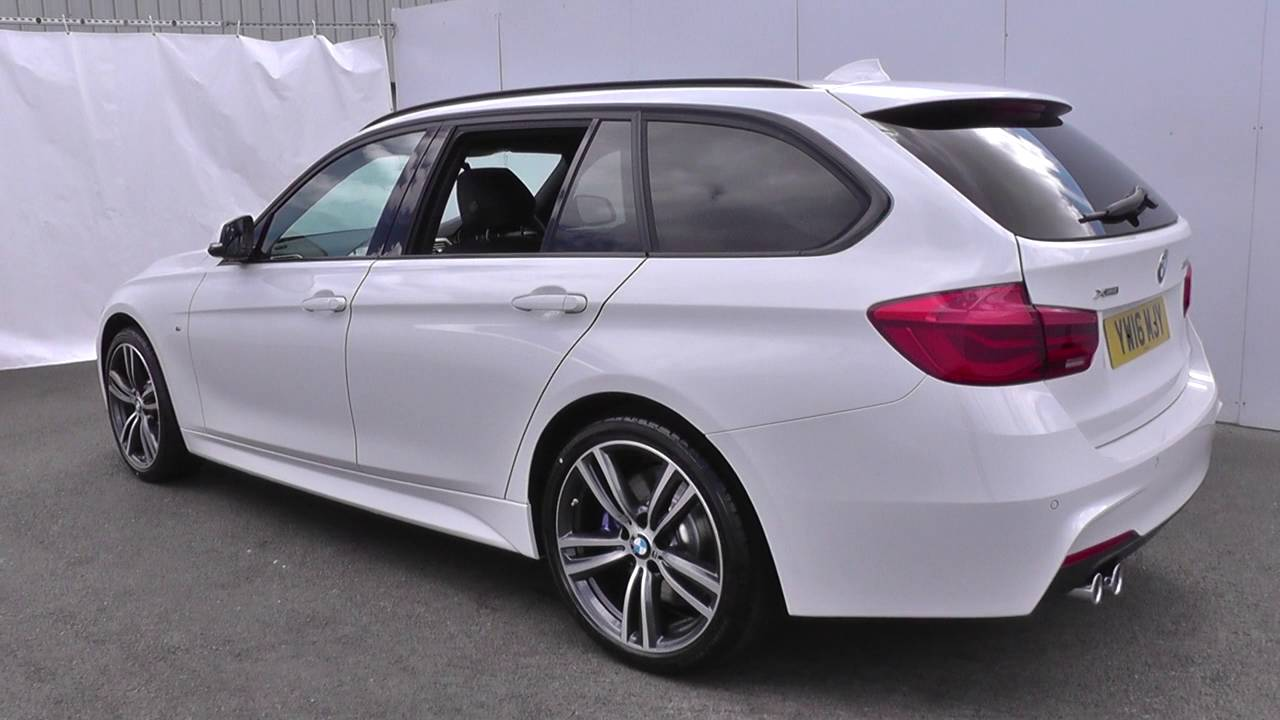 Bmw 3 Series Touring F31 335d Xdrive M Sport Touring N57z 3 0d Zlmz U16637 Youtube