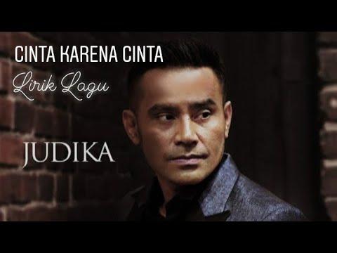 Cinta Karena Cinta' Judika Original (Lirik ) - Soundtrack Sinetron Cinta Karena Cinta