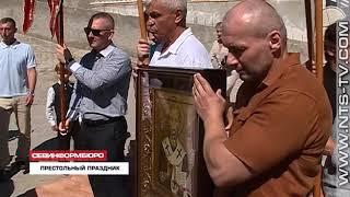 22.05.2018 Престольный праздник отметил храм Святителя Николая в Камышовой бухте