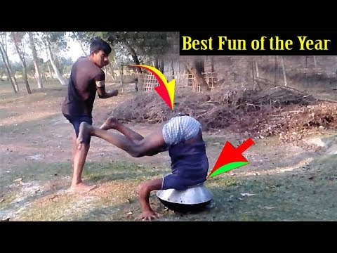 Very Funny Video - Try Not to Laugh - Best Comedy Video Compilation by Funny Boy's Fun
