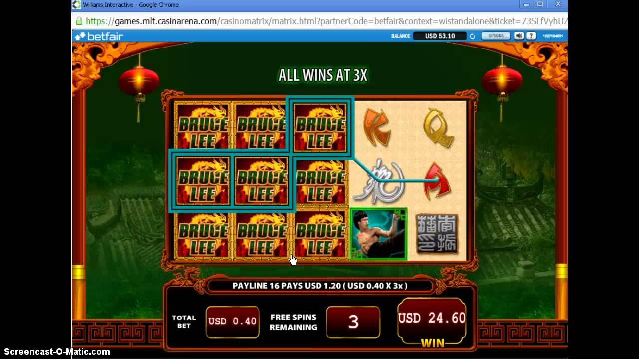 Betfair Vegas Slots