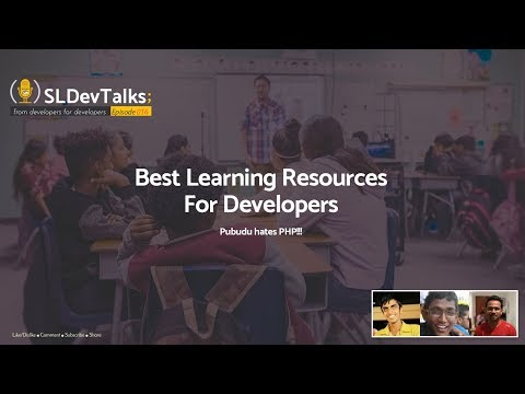 Best Learning Resources for Developers