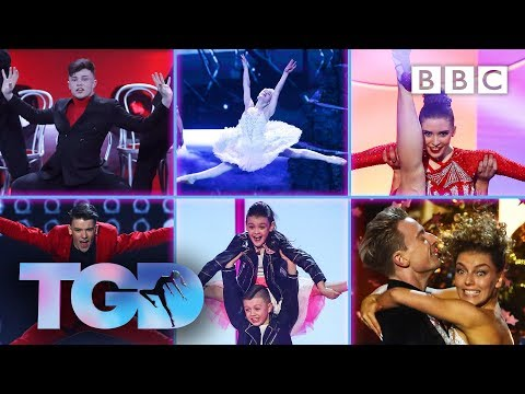 The final 6 acts! 🎉 - The Greatest Dancer - BBC