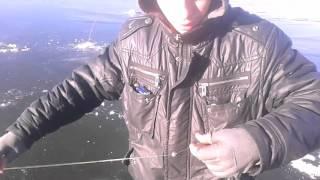 Зимняя рыбалка. Как сделать вертолет своими руками.