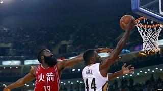 时事大家谈:挺港触红线?NBA火箭遭北京封杀