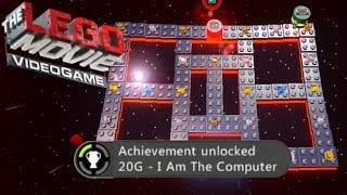 The Lego Movie Videogame - I Am The Computer - Achievement/Trophy Guide