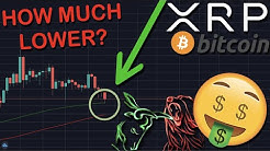 FINALLY! THIS IS WHY XRP/RIPPLE & BITCOIN ARE DROPPING! STOCK MARKET FALLS AS WELL   THIS IS HOW LOW
