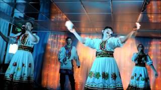 Концерт на теплоходе Алексей Толстой - Елена Гуляева и ансамбль Душегреи - июнь 2017