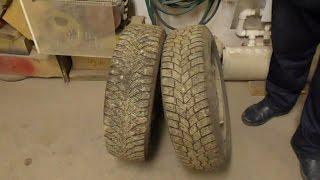 Как правильно выбрать зимнюю резину/Как выбрать зимние шины