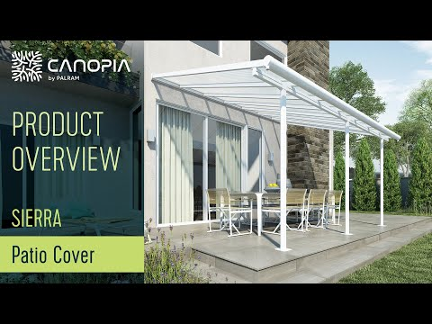 Sierra™ Patio Cover / Pergola / Awning