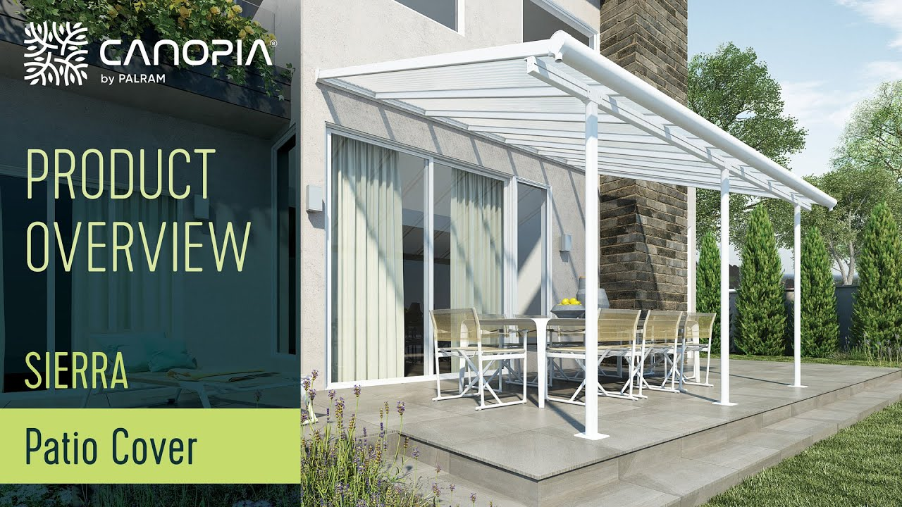 Awning Pergola Patio Cover Sierra By Palram