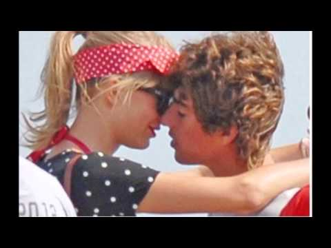 John Mayer And Taylor Swift Paper Doll Music Video
