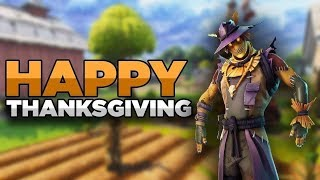 Fortnite For Now // Happy Holidays // Give Thanks Everyday // Family Friendly Chat // KGF