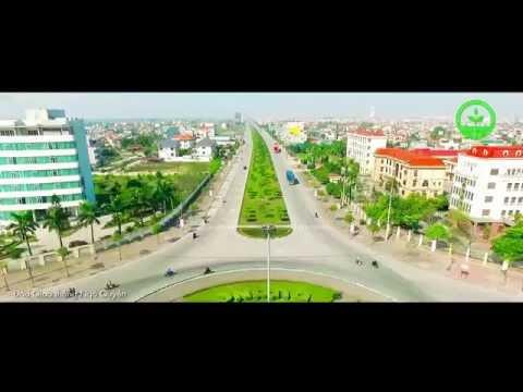 Vẻ đẹp thành phố Hải Dương