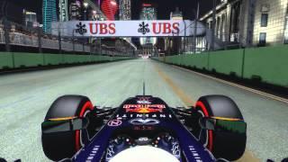 F1 2014 Marina Bay