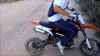 Pit Bike 150 cc VS Pit Bike 125 cc