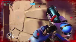 (PS4)  Road To Top 500 III | Overwatch Competitive Gameplay (Live Stream) {Season 12}