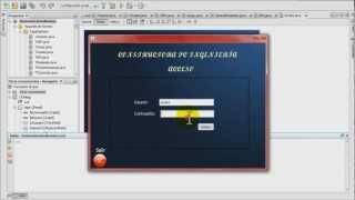 Tutorial Programación pantalla de Acceso(Login) en JAVA Netbeans