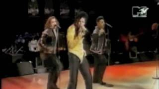 Michael Jackson Dangerous Tour Hamburg HD.