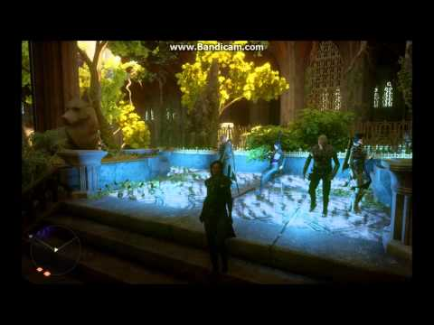 Dragon Age Inquisition - What Pride Had Wrought- Temple of Mythal Puzzles