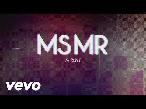 MS MR - MS MR in Paris (Xperia Access)
