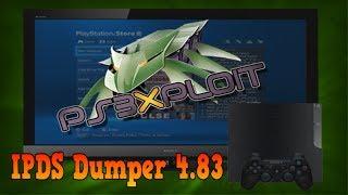 IDPS Dumper 4.84 OFW | PS3Xploit | Rheloads