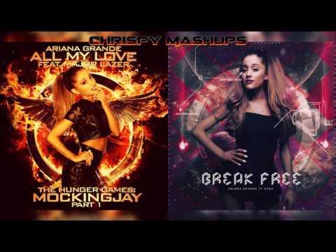 Major Lazer & Ariana Grande Ft. Zedd - All My Love / Break Free Mashup