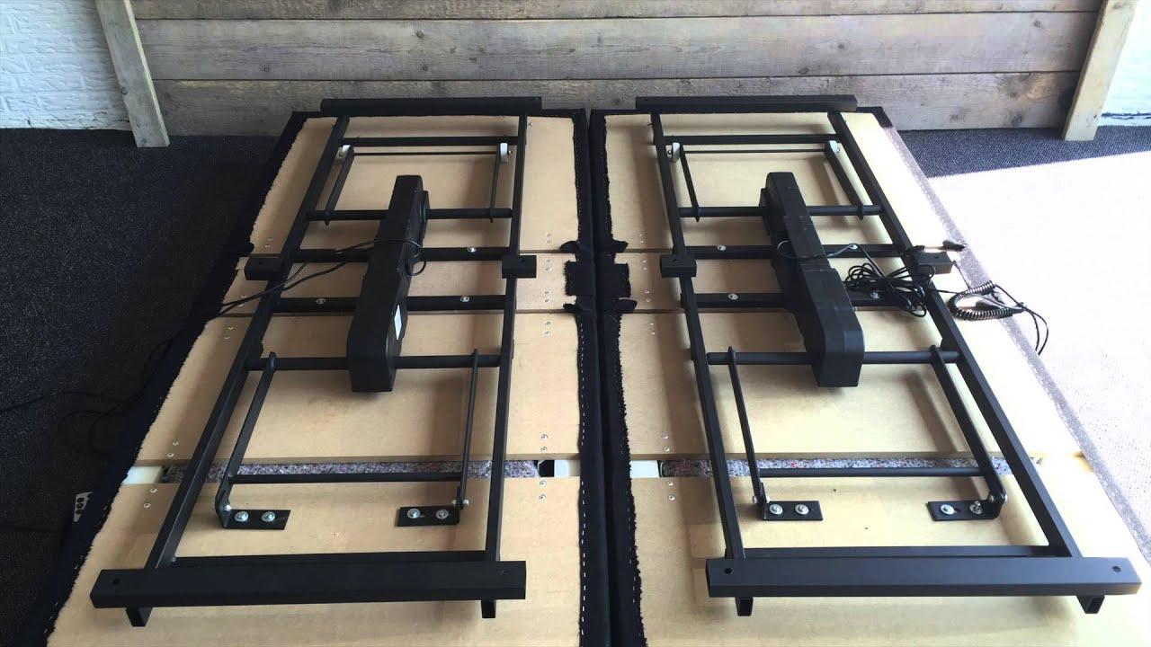 boschbedding elektrische boxspring montage youtube. Black Bedroom Furniture Sets. Home Design Ideas