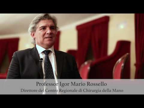 Video di Inaugurazione XXXV Corso Propedeutico di Chirurgia della Mano - Intervista al Professor Rossello 5