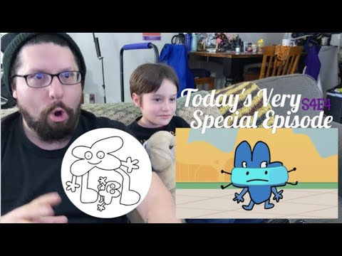 Download Battle for B.F.D.I. REACTION Episode 4: Today's Very Special Episode