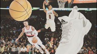 Portland drake Damian Lillard Highlights