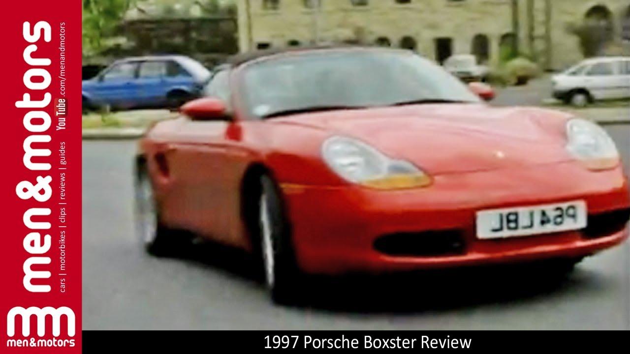 1997 porsche boxster review - youtube