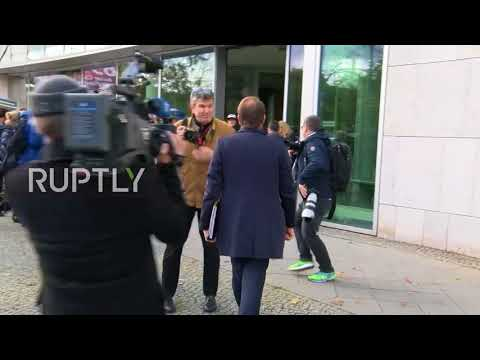 Germany: Merkel holds key talks with CDU/CSU partners on forming a new government