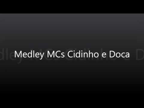 FUNK DA ANTIGA - Medley MCs Cidinho e Doca